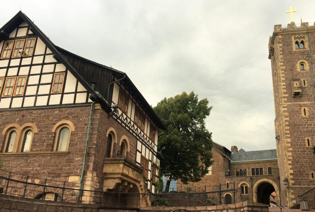 Aufbruch nach Süden reloaded: Burgen und Berge 2