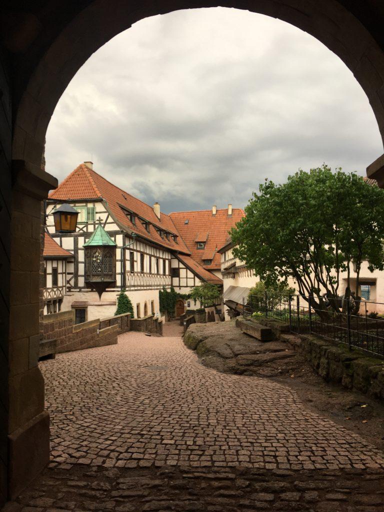 Aufbruch nach Süden reloaded: Burgen und Berge 3