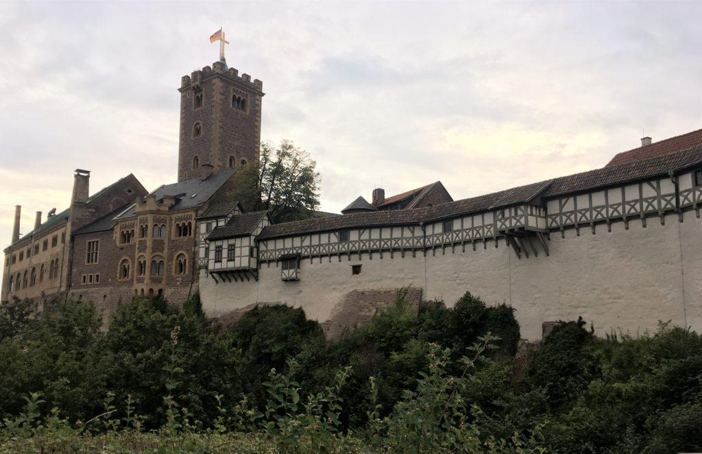 Aufbruch nach Süden reloaded: Burgen und Berge 1