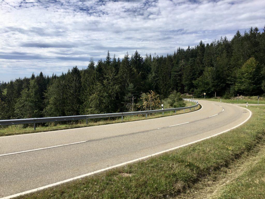 Aufbruch nach Süden reloaded: Burgen und Berge 11