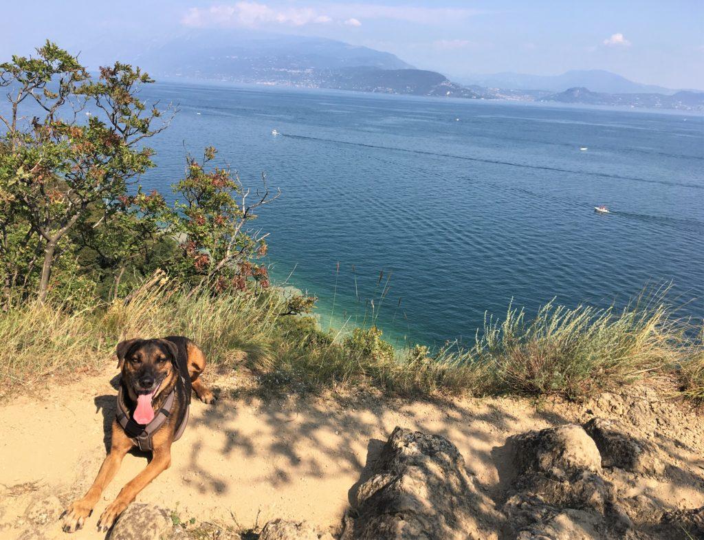Manerba del Garda: Der Strand der Wichser 3