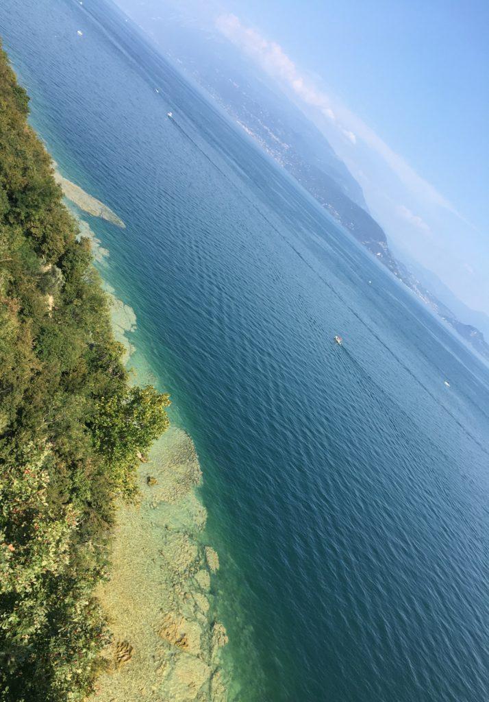 Manerba del Garda: Der Strand der Wichser 4