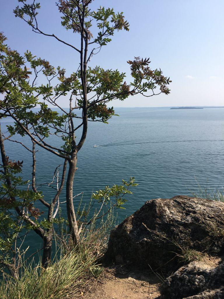 Manerba del Garda: Der Strand der Wichser 5