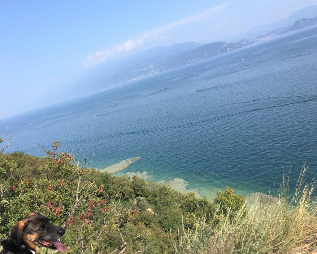 Manerba del Garda: Der Strand der Wichser 6