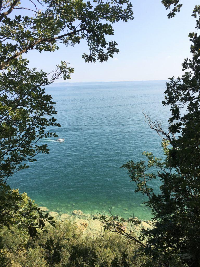 Manerba del Garda: Der Strand der Wichser 7
