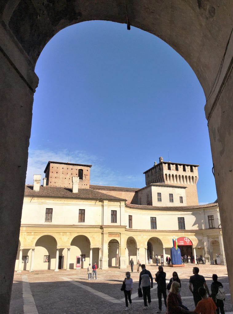 Mittelalterliches Mantua - Zwischenstopp auf dem Weg nach Venedig 9