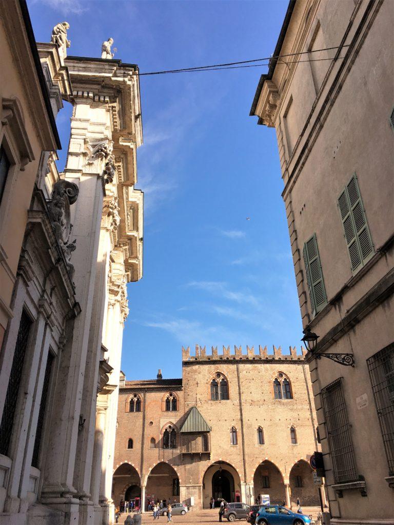 Mittelalterliches Mantua - Zwischenstopp auf dem Weg nach Venedig 11