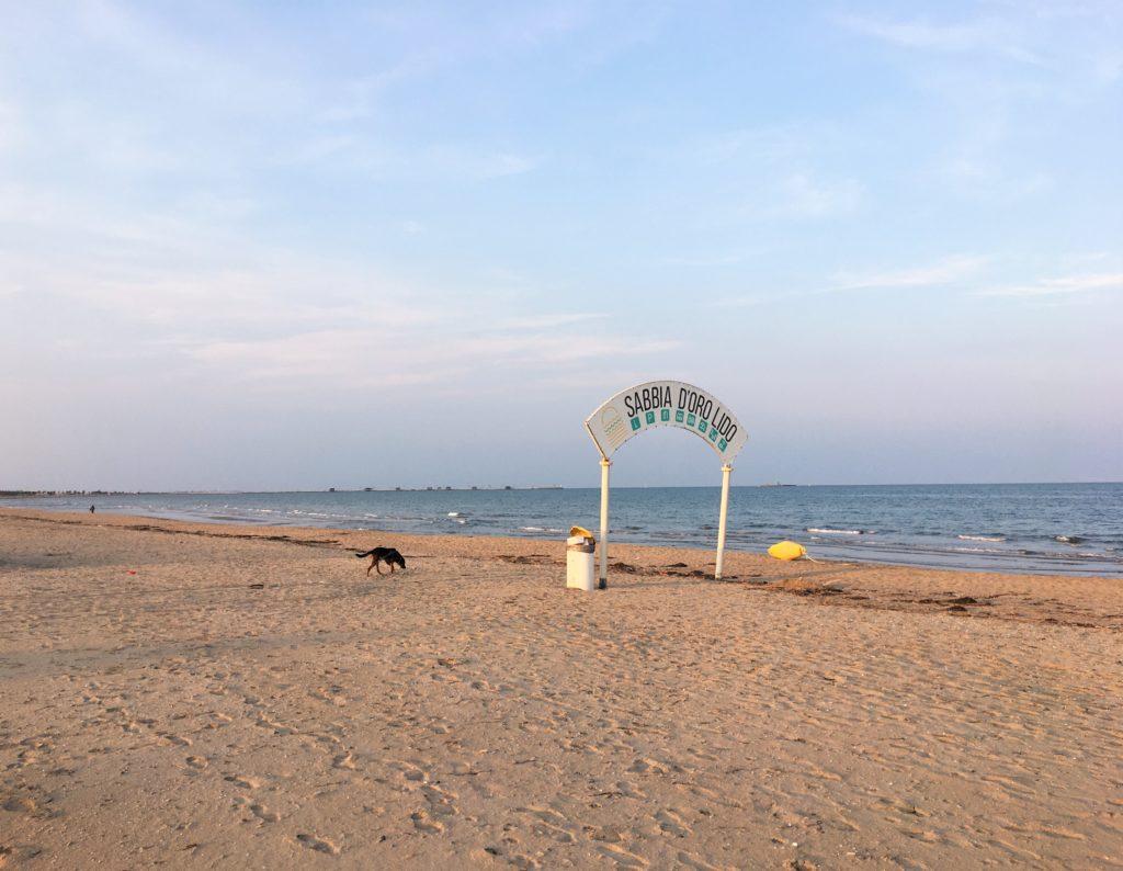 Endlich am Meer: Adria und Chioggia 9