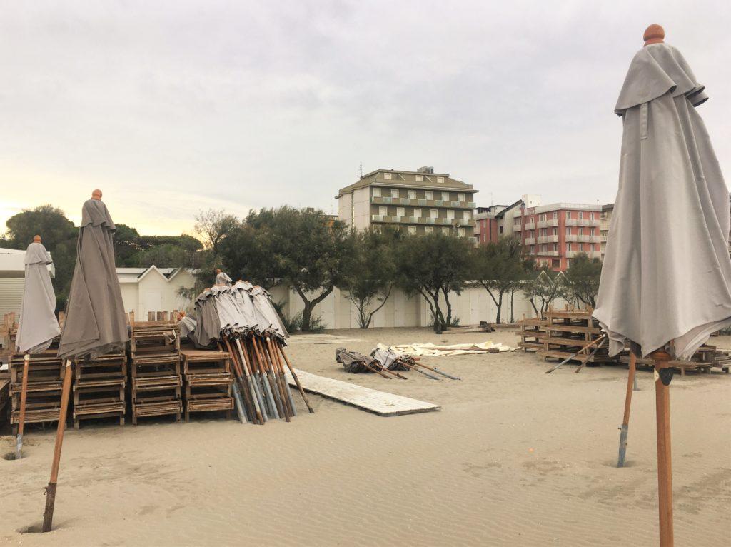 Adria chiusa: Von Cervia nach Rimini 3