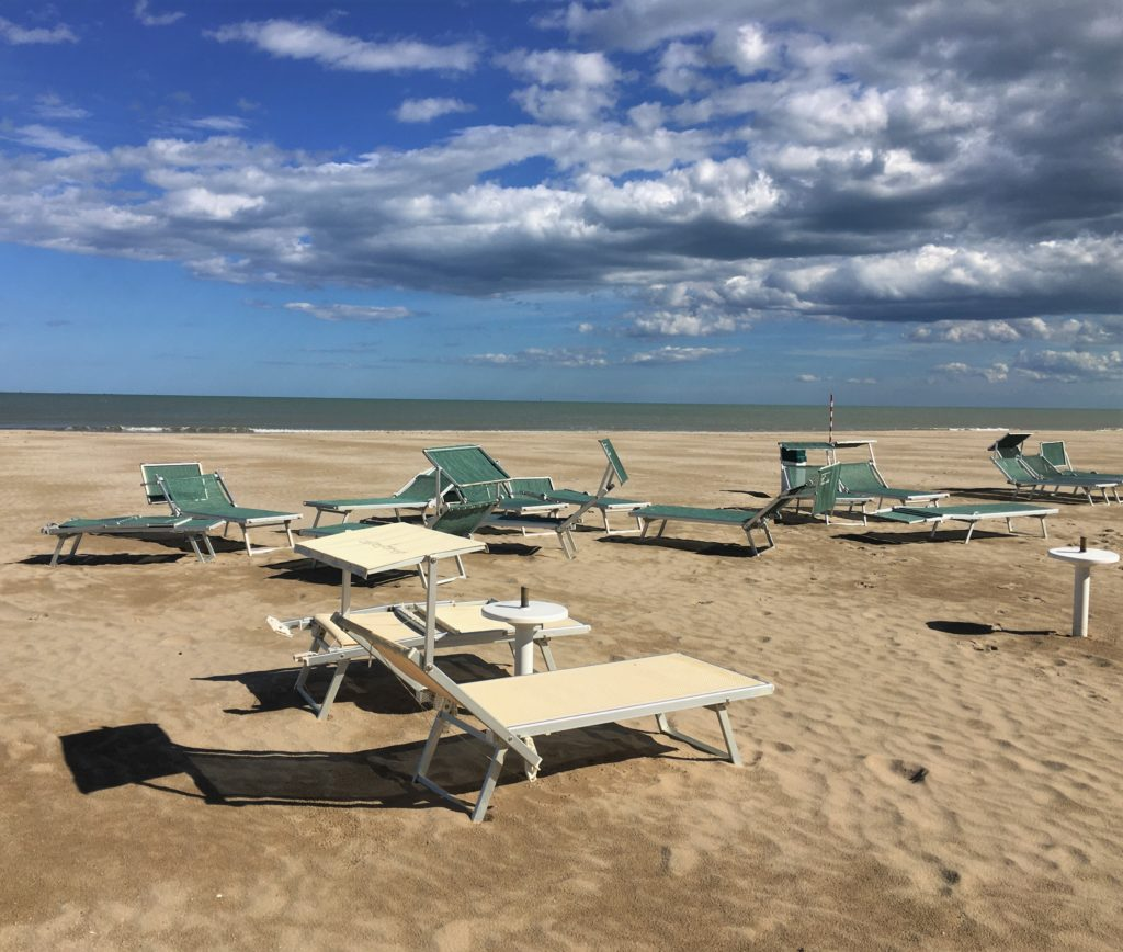 Adria chiusa: Von Cervia nach Rimini 15