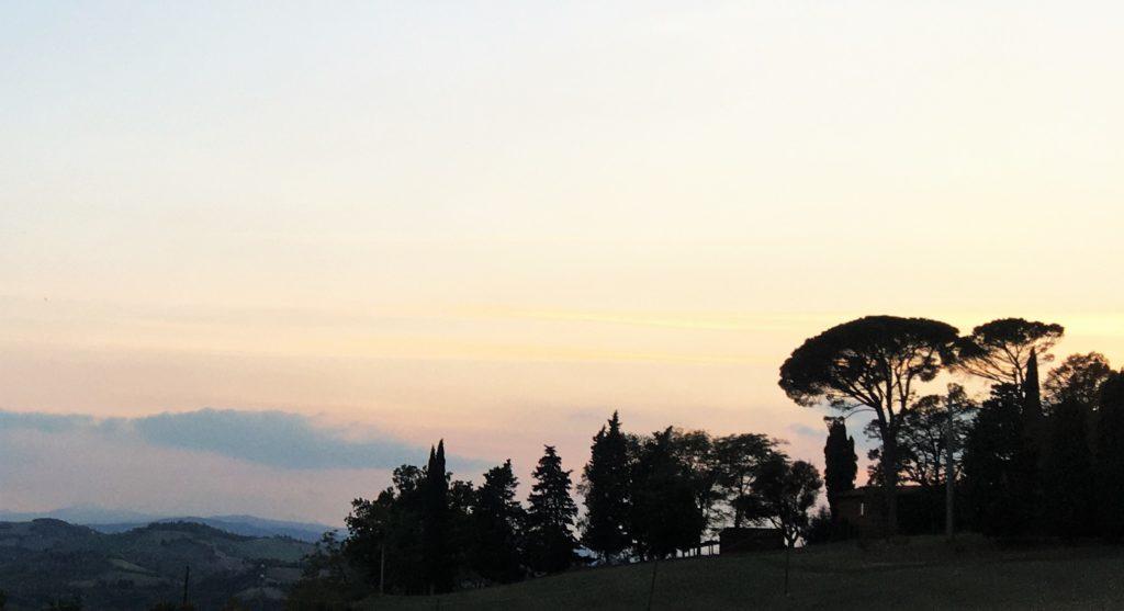 Durch die Emilia-Romagna in die Toskana 1