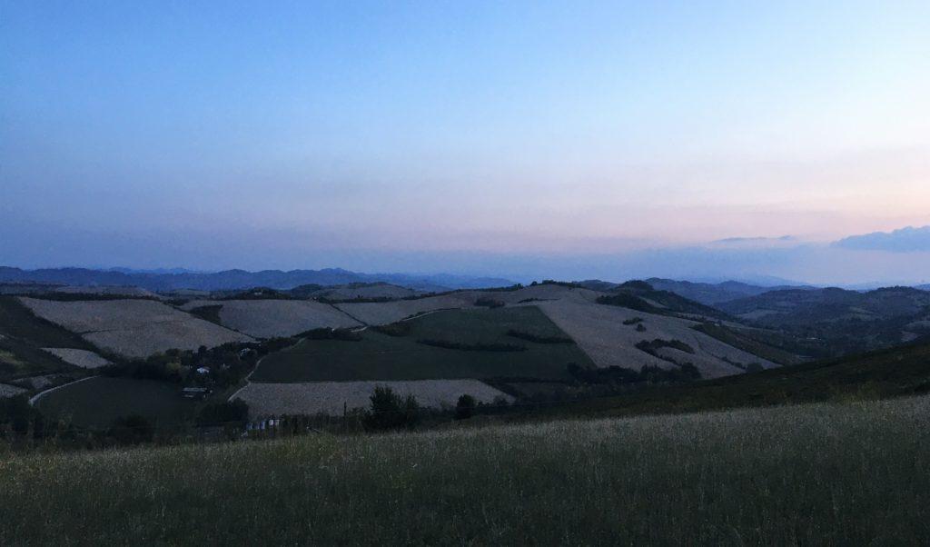 Durch die Emilia-Romagna in die Toskana 2
