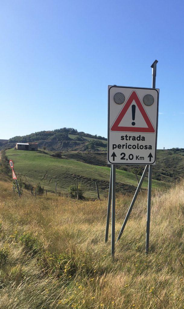 Durch die Emilia-Romagna in die Toskana 8