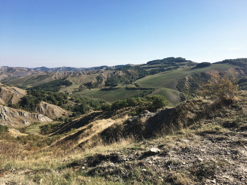 Durch die Emilia-Romagna in die Toskana 13