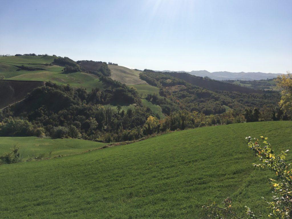 Durch die Emilia-Romagna in die Toskana 6