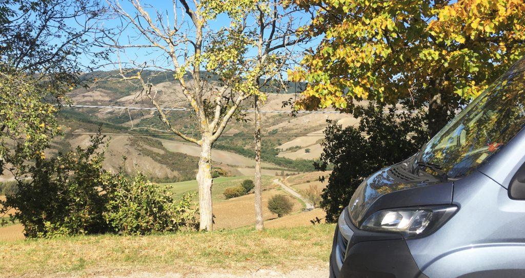 Durch die Emilia-Romagna in die Toskana 12