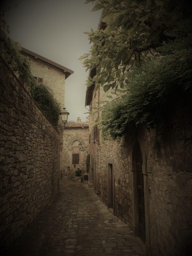 Schock in Greve di Chianti und eine Nacht vor der Festung 13