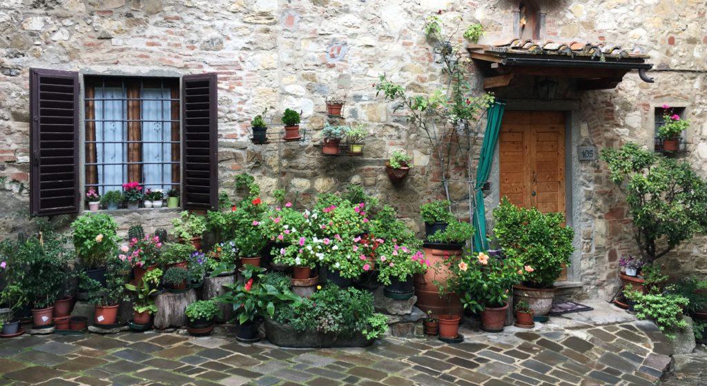 Schock in Greve di Chianti und eine Nacht vor der Festung 16