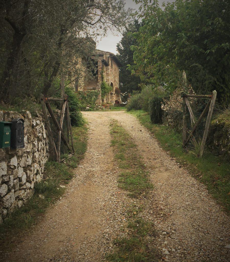 Schock in Greve di Chianti und eine Nacht vor der Festung 5
