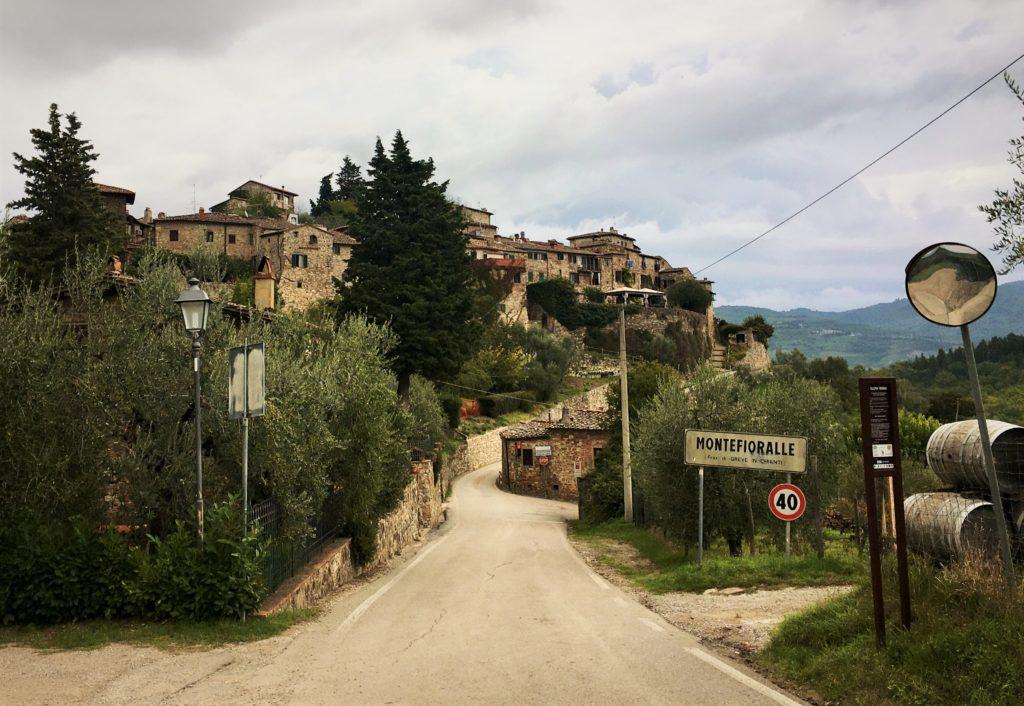 Schock in Greve di Chianti und eine Nacht vor der Festung 8