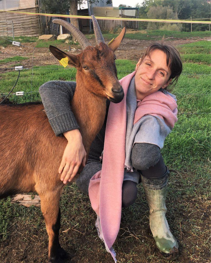 Auf der Suche nach einem sinnvollen, unabhängigen Leben: Valentina und die Ziegen 2