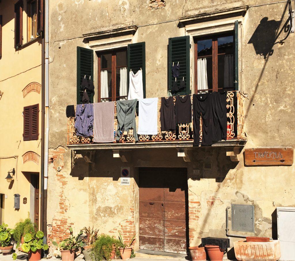 Nach Westen nach Lari und Sant'Ermo: Treffen mit Kristina 4