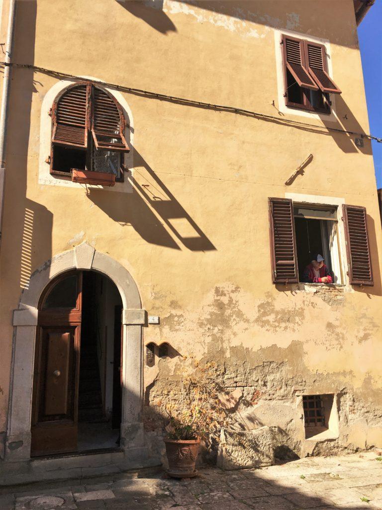 Nach Westen nach Lari und Sant'Ermo: Treffen mit Kristina 5