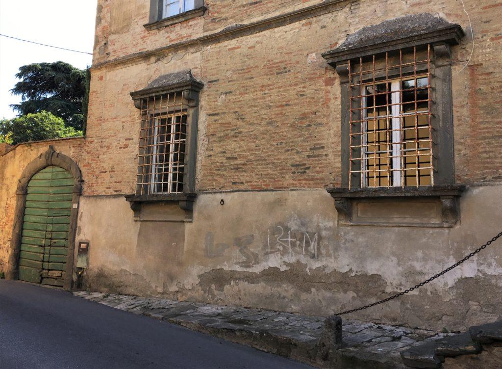 Nach Westen nach Lari und Sant'Ermo: Treffen mit Kristina 9