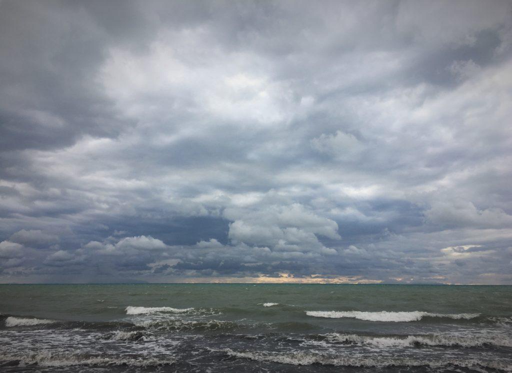 Zurück ans Meer und das Gasflaschen-Abenteuer : Von Vada nach Bibbona 3