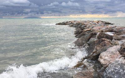 Zurück ans Meer und das Gasflaschen-Abenteuer : Von Vada nach Bibbona