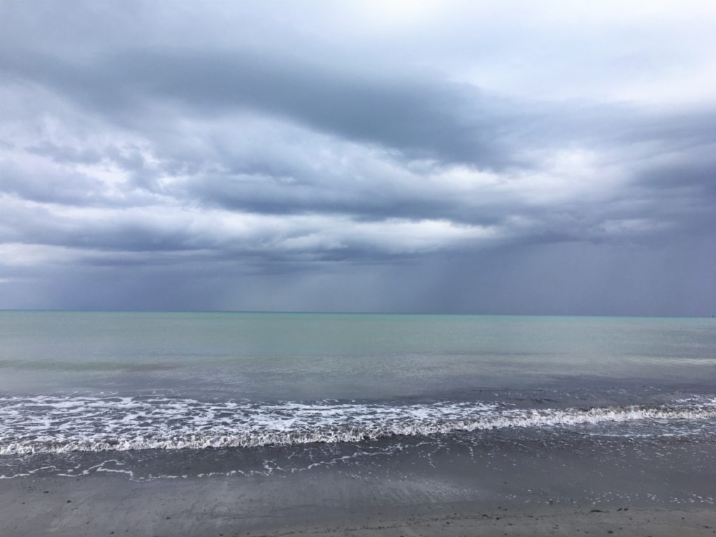 Zurück ans Meer und das Gasflaschen-Abenteuer : Von Vada nach Bibbona 26