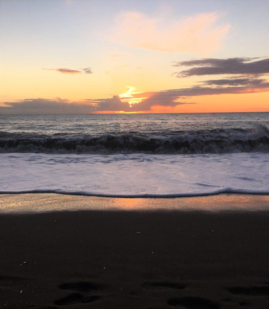 Zurück ans Meer und das Gasflaschen-Abenteuer : Von Vada nach Bibbona 24