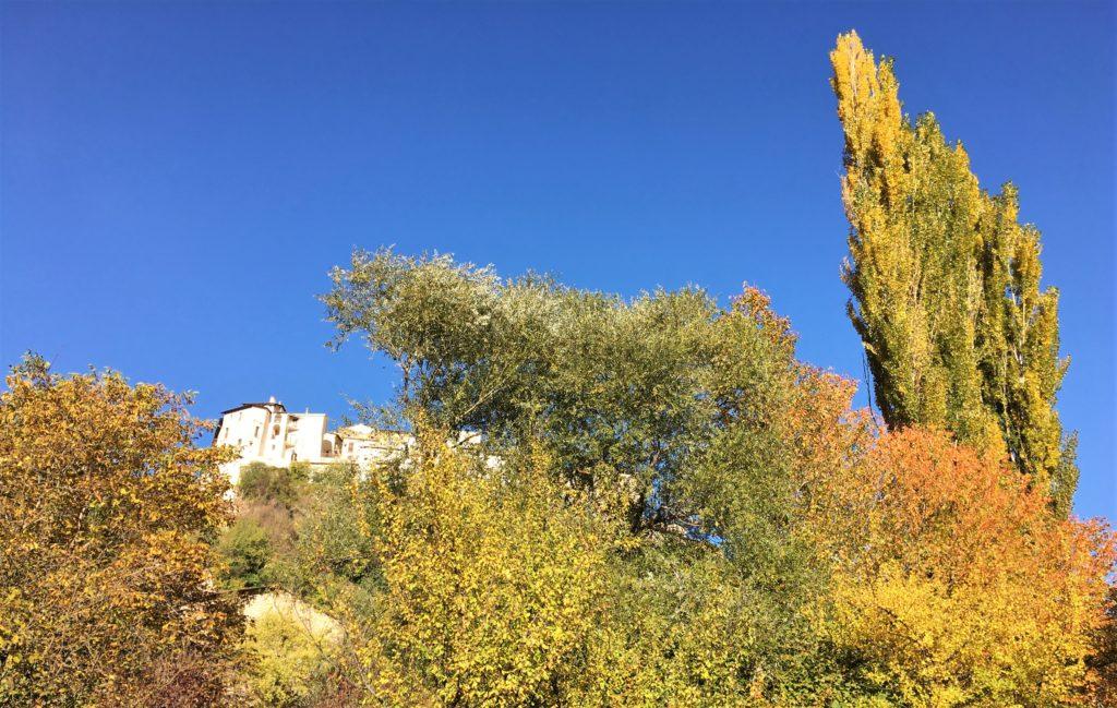 Warten auf das Fenster und Flucht in den Süden: Von der Maremma nach Apulien 19