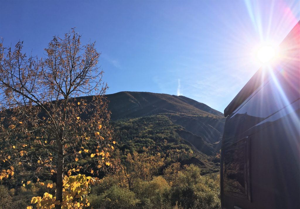 Warten auf das Fenster und Flucht in den Süden: Von der Maremma nach Apulien 13