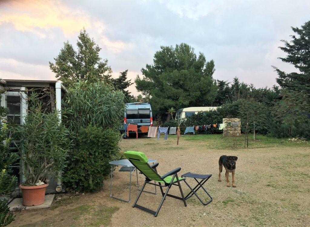 Überwintern mit Familienanschluss: Refugium bei Claudia und Marco 2