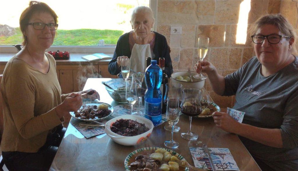 Überwintern mit Familienanschluss: Refugium bei Claudia und Marco 43